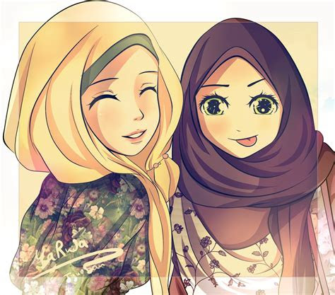 Gambar Lucu Muslimah Semua Yang Kamu Mau