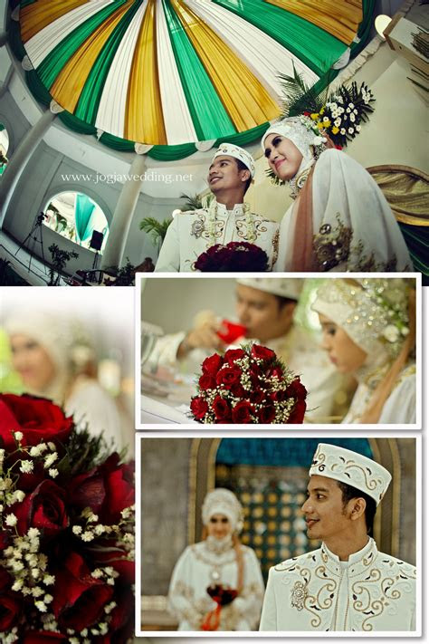 paket foto wedding nizam zulfikar floweria jogja wedding