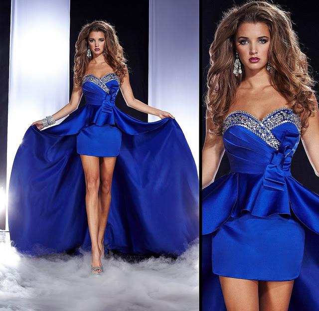 Makeup Tips for Wearing Royal Blue Dresses - EverAfterGuide