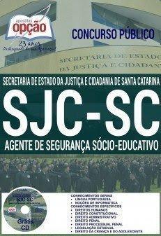 Apostila SJCSC Agente de Segurança Socioeducativo