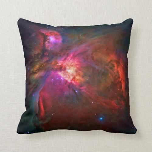 Orion Nebula and Trapezium Stars Pillows