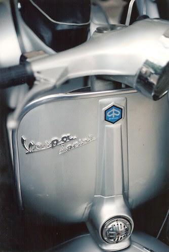 Silver Sprint V.  by Vespamore !