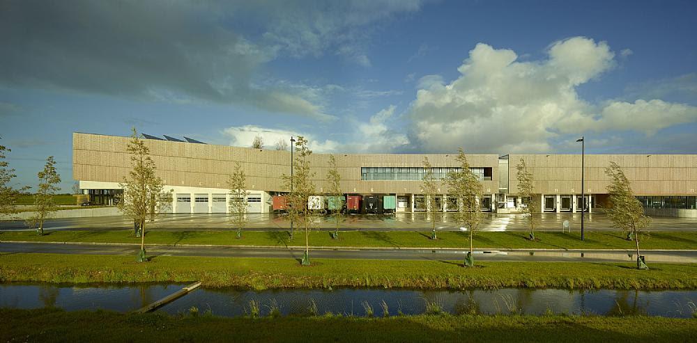 Bestseller Logistics Centre North  C.F. Møller  Photo: Adam Mørk
