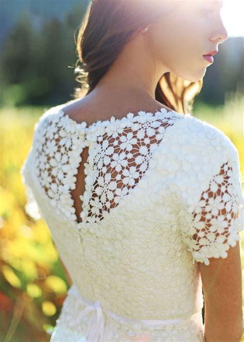 25  best ideas about Cotton wedding dresses on Pinterest