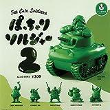 パンダの穴 ぽっちゃりソルジャー2 全6種セット タカラトミーアーツ ガチャポン