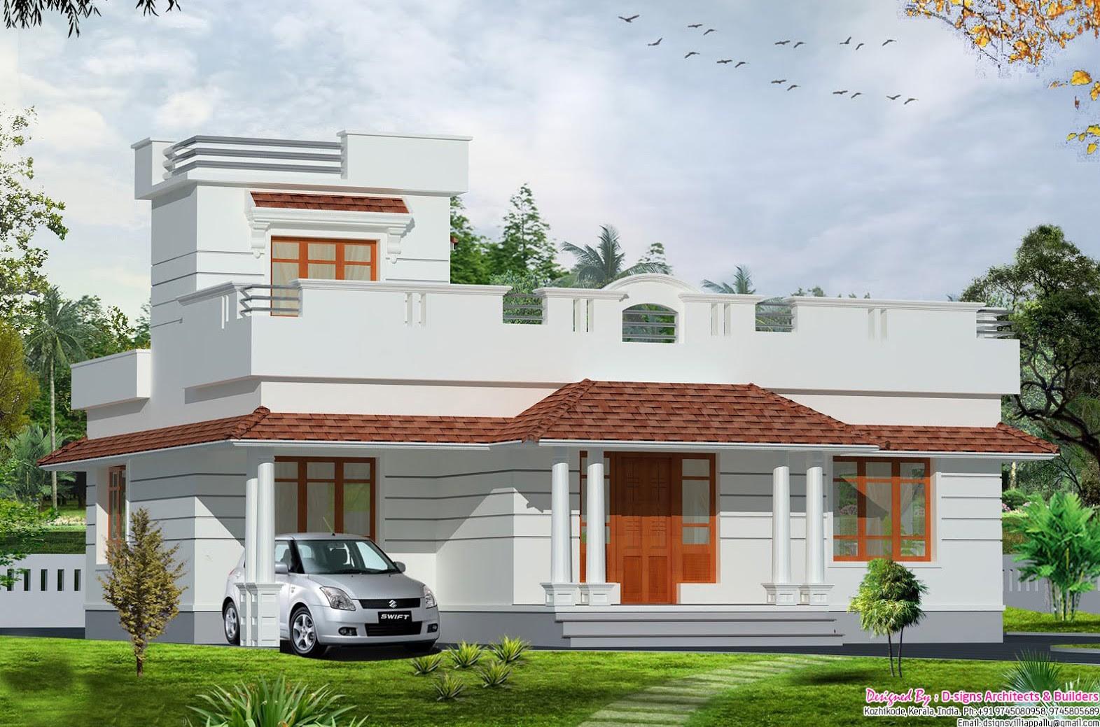 1200 Square Feet 2 Bedroom Single Floor Amazing Home Design Home
