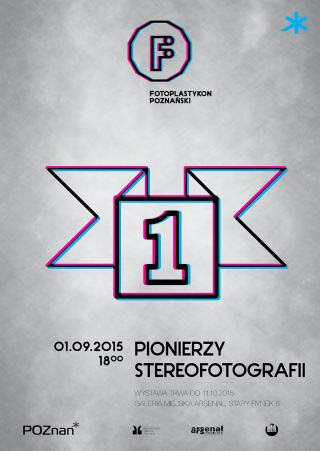 pionierzy stereofotografii-plakat