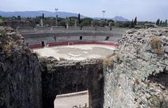 The Amphitheatre at Fréjus