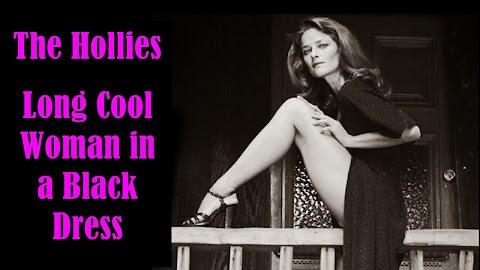 Cool Woman In A Long Black Dress Lyrics