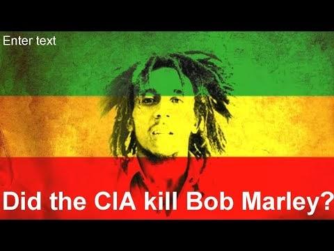 Did CIA kill Bob Marley?
