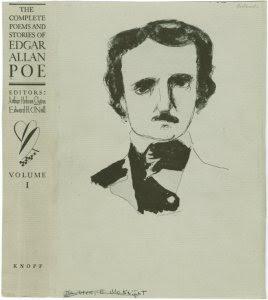 Edgar Allan Poe and Lewis Gaylord Clark