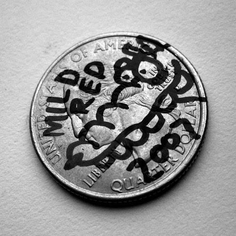 quarter tag