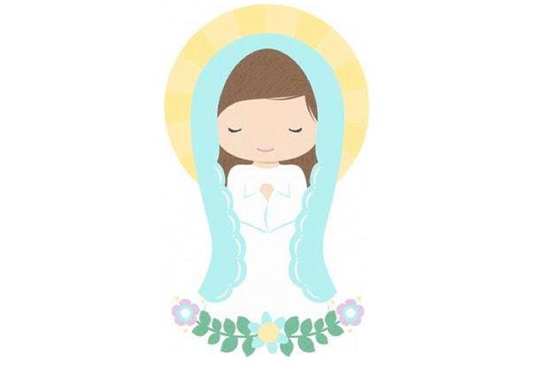 Mes De María Para Niños