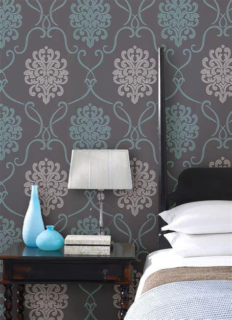 turquoise blue   bedroom decor idea   feature