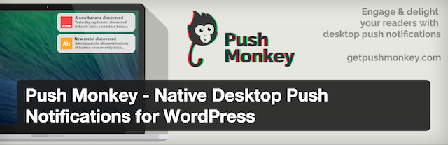 Push monkey Push notification Plugin
