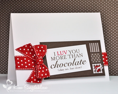 More Than Chocolate