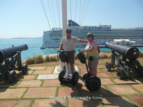 Rob & Wendy and Segways