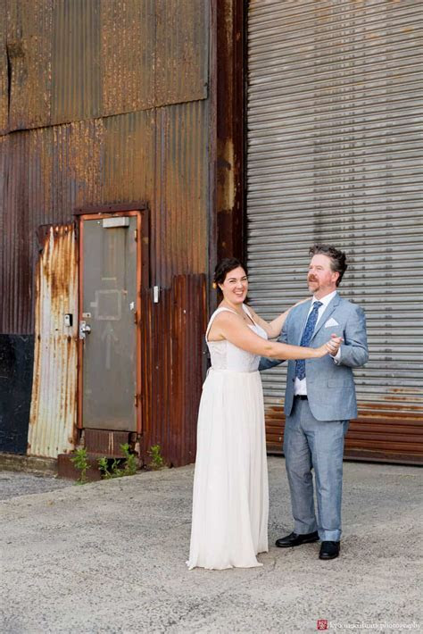 Brooklyn Grange Wedding: Farm to table meets Urban Grit