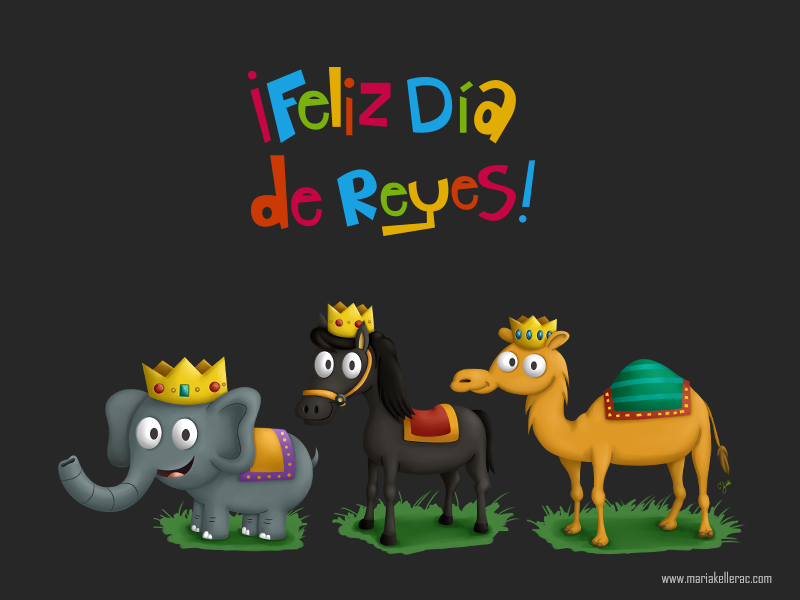 Feliz Dia De Los Reyes  www.imgkid.com  The Image Kid Has It!