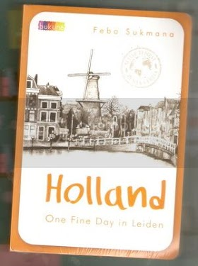 Holland: One Fine Day in Leiden Review