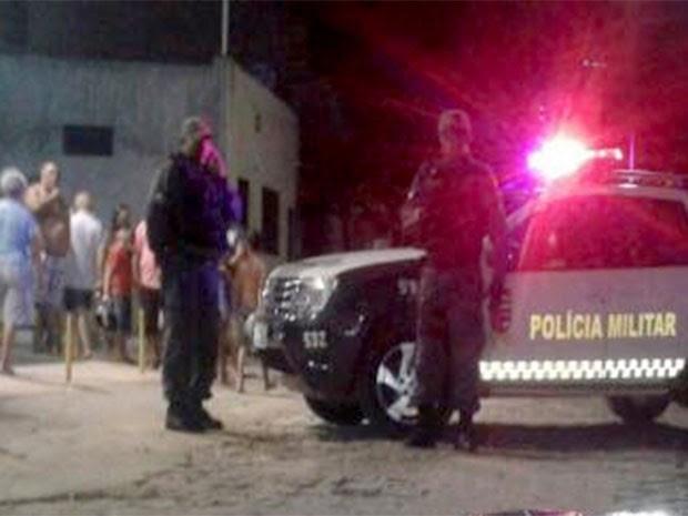 Polícia fez diligências, mas não encontrou trio que matou Gizela (Foto: Sérgio Costa/Portal BO)