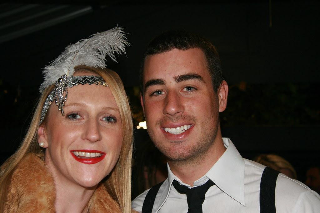 Alicia & Sean