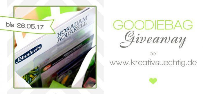 Goodiebag-Giveaway