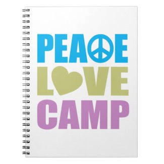 Peace Love Camp Journal