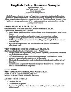 80 Resume Examples For 2020 Free Downloads