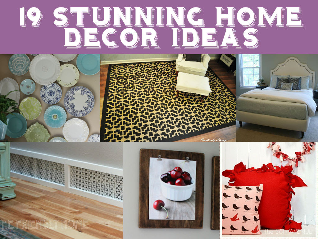 19 Stunning Home Decor Ideas