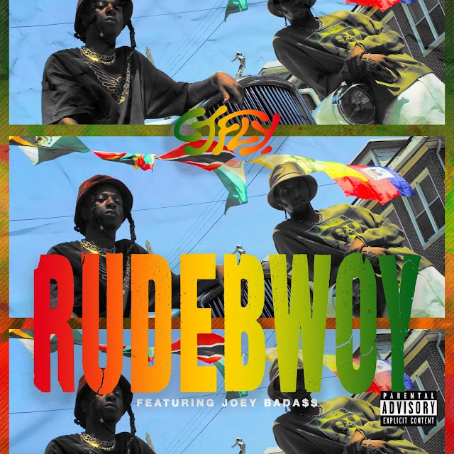 CJ Fly - Rudebwoy (feat. Joey Bada$$) (Clean / Explicit) - Single [iTunes Plus AAC M4A]