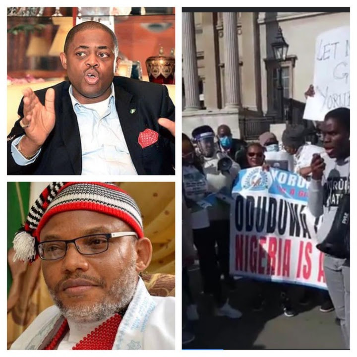 """""""The Agitation For Oduduwa & Biafra Has Never Been This Strong, Especially Today"""" - FFK Blows Hot"""