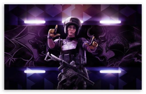 Tom Clancys Rainbow Six Siege Operator Mira Uhd Desktop