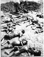 1942 masacred against Rohingya
