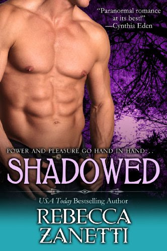 Shadowed (Dark Protectors) by Rebecca Zanetti
