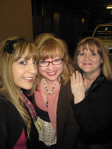 CHA Day 3: Me, Julie and Anna!