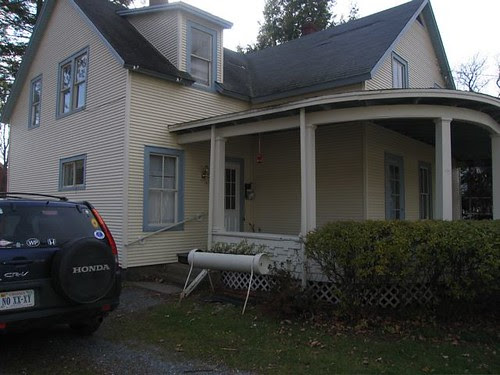 My Rental House in VT
