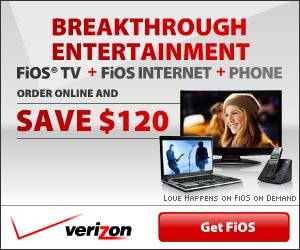 Click here to learn more on Verizon Online DSL.