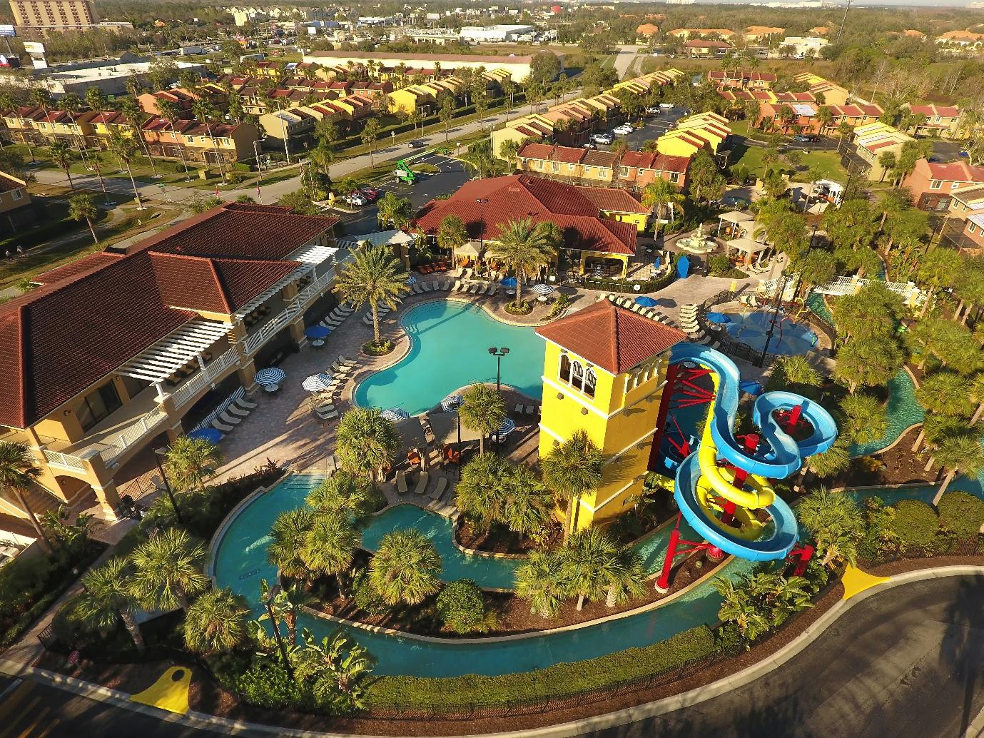 Vacation Villas at FantasyWorld  Innovative Hospitality