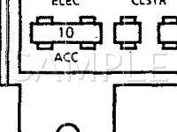 Repair Diagrams for 1994 Oldsmobile Cutlass Supreme Engine ...