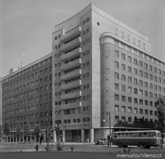 Resultado de imagen de Banco del Estado de Chile