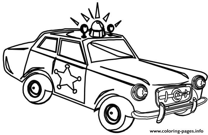 Easy Car Coloring Pages at GetColorings.com | Free ...