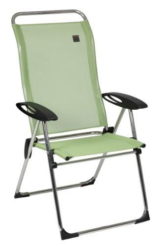 lafuma cham elips chaise de camping absinthe tube alu brut mobilier de camping chaises. Black Bedroom Furniture Sets. Home Design Ideas