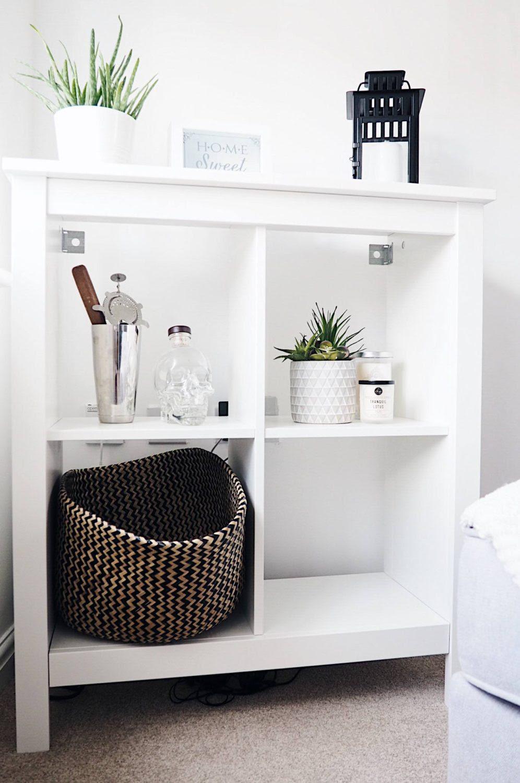 Grey And White Living Room Interior Design Inspiration ...