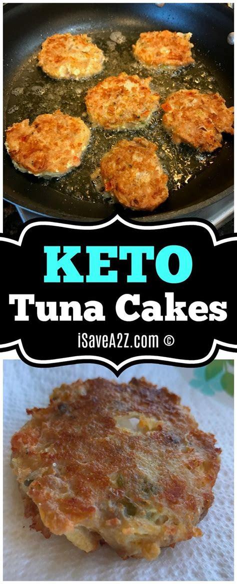 keto tuna cakes recipe print keto  carb diets