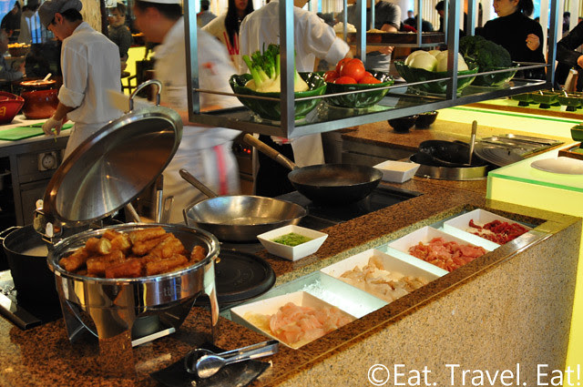 Island Shangri-La Cafe Too: Congee Station