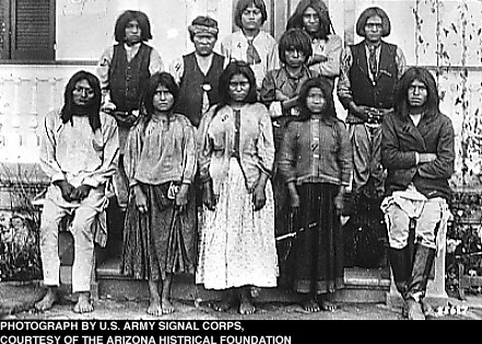 American INDIAN Brainwashing Schools.