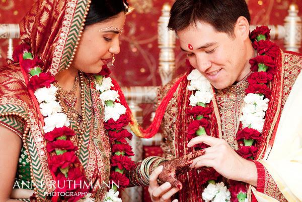 Detroit Indian Hindi Catholic Wedding