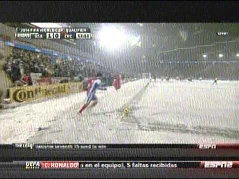 USA vs Costa Rica 2013 Highlights Score 1-0 Clint Dempsey Goal Video