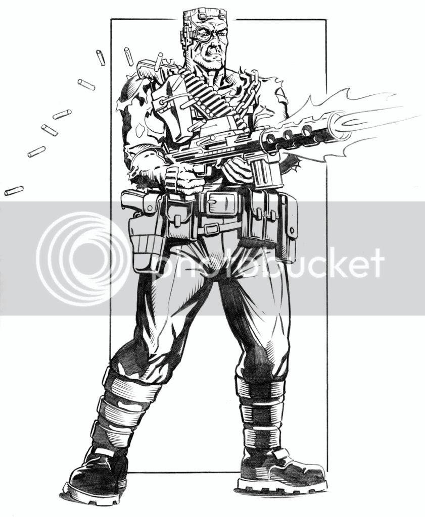 Kano,Illustration,Pencil,Graeme Neil Reid